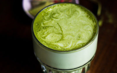 Recipe for Matcha latte